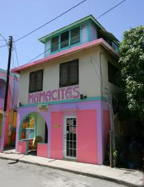 Mamacitas guest house - Street view