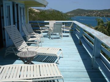 Terrace Deck/Balcony