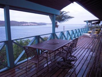 Lower balcony