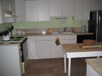 Fully Equipped Kitchen in 2BR