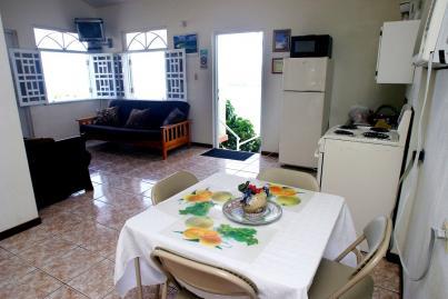 2 Futon Sofas, Kitchen, Dining